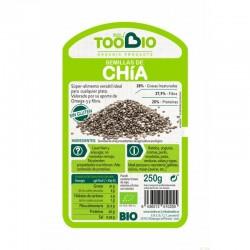 semillas chia too bio 250 gr bio