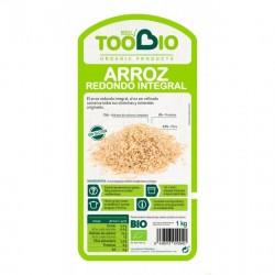 arroz redondo integral too bio 1 kg bio