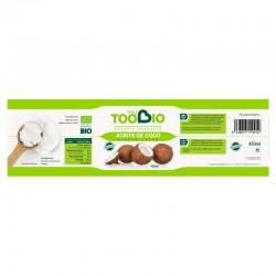 aceite coco too bio 450 ml bio
