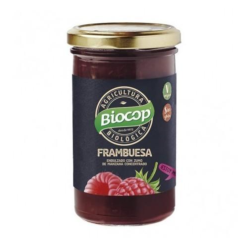mermelada frambuesa biocop 280 gr bio