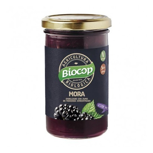 mermelada mora biocop 280 gr bio