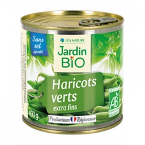 judias verdes jardin bio 400 gr