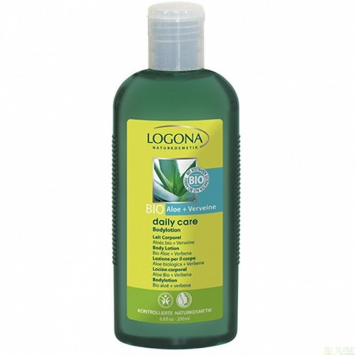 locion corporal daily care logona 200 ml