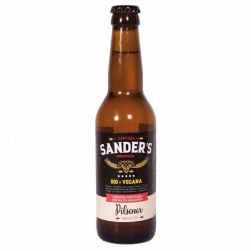 cerveza premium sander s 330 ml