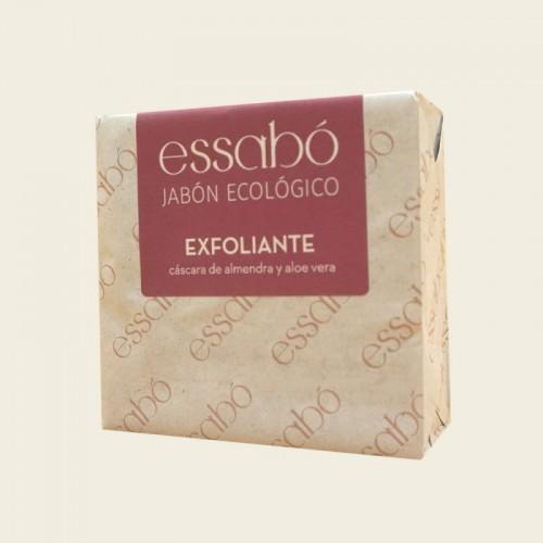 jabon exfoliante essabo 120 gr eco
