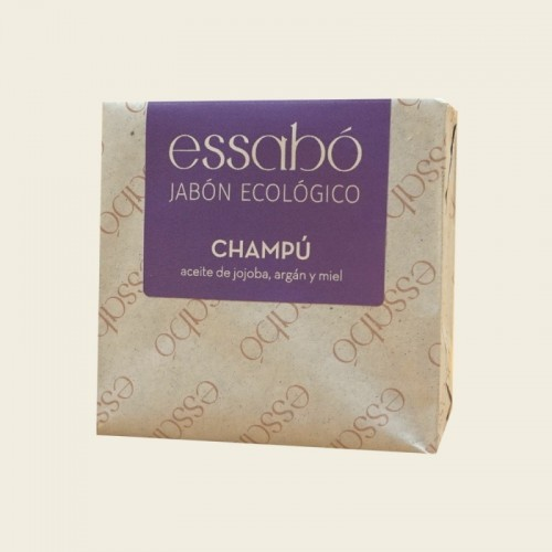 jabon champu essabo 120 gr eco