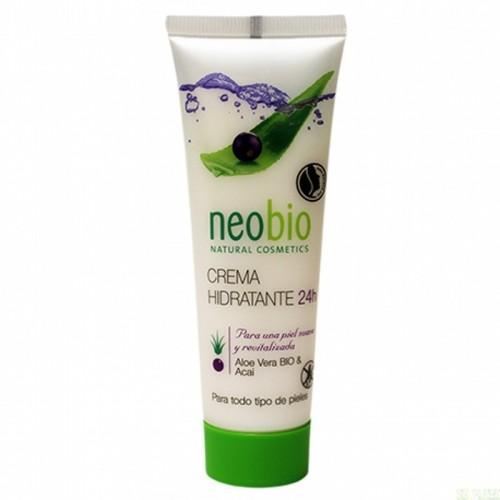 crema hidratante 24h neobio 50 ml