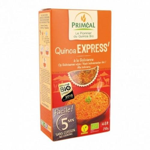 quinoa real expres boliviano primeal 250 gr
