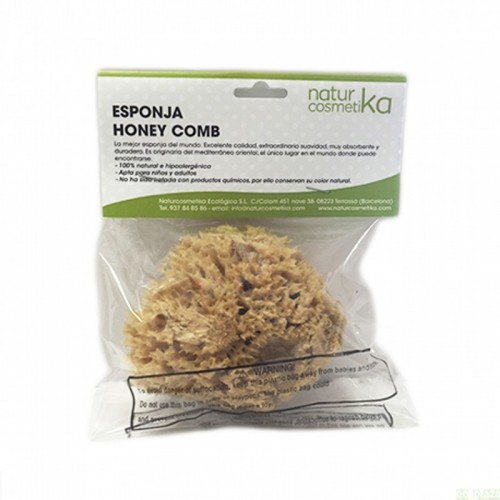 esponja honey naturcosmetika