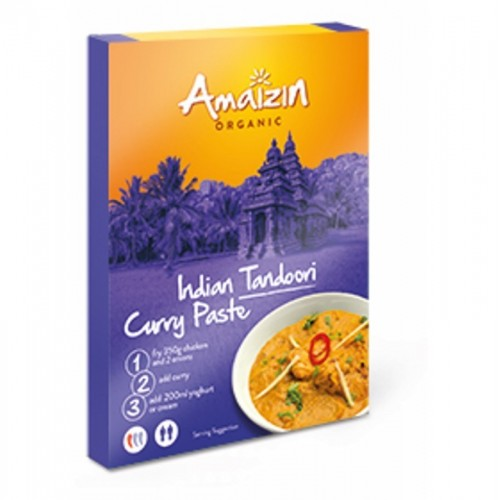 sopa indian tandoori curry amaizin 80 gr bio