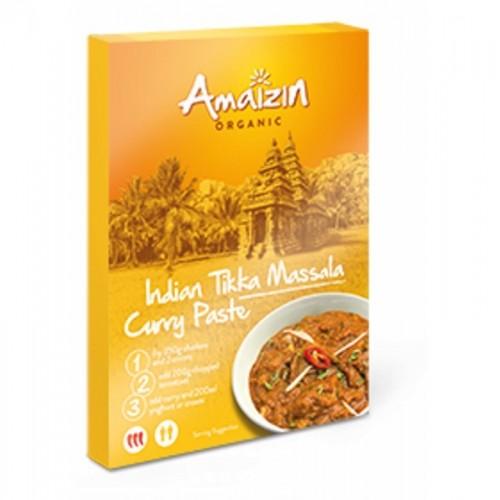 sopa tikka massala curry amaizin 80 gr bio
