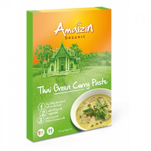 sopa thai green curry amaizin 80 gr bio