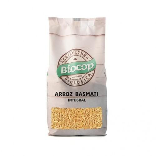 arroz basmati integral biocop 500 gr