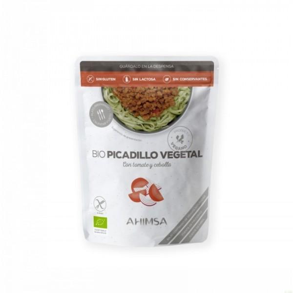 picadillo vegetal tomate cebolla ahimsa 250 gr
