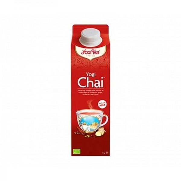 yogi tea preparado de especias para chai yogi tea 1 l bio