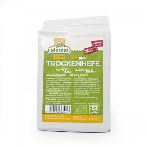 levadura activa seca bioreal 500 gr