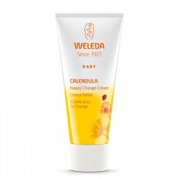 crema pañal calendula weleda 75 ml