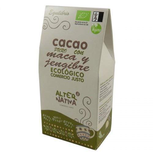 cacao maca jengibre alternativa 3 125 gr bio