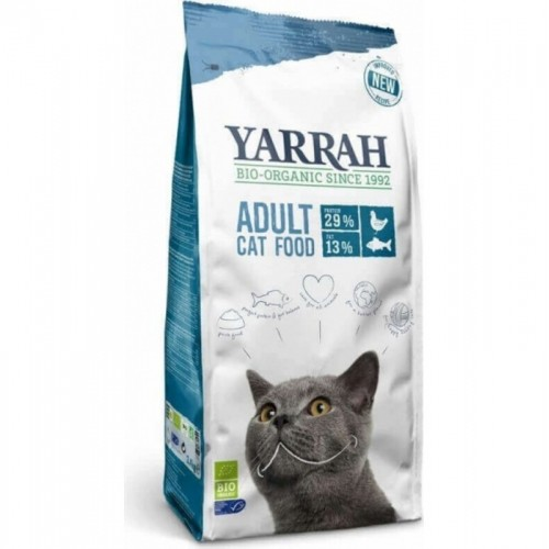 pienso gatos pescado yarrah 10 kg