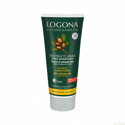 acondicionador brillo logona 200 ml