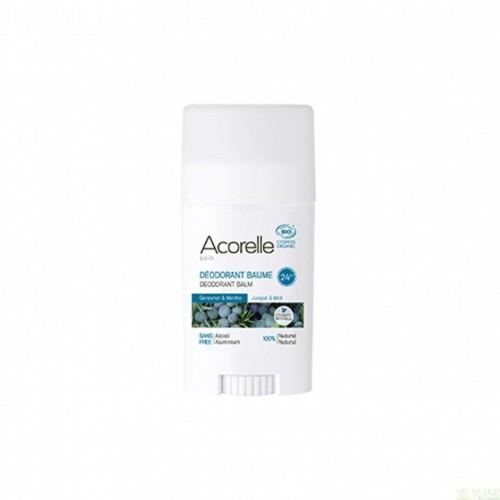 desodorante enebro menta acorelle 40 ml