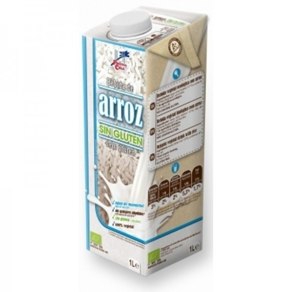 bebida arroz sin gluten finestra 1l bio