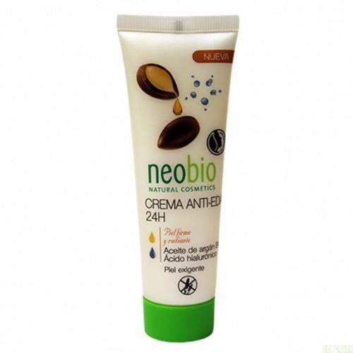 crema antiedad 24h neobio 50 ml