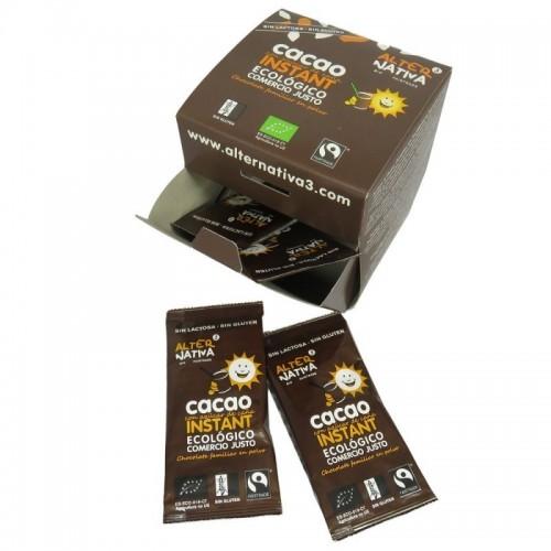 cacao instant alternativa 3 20x15 gr bio