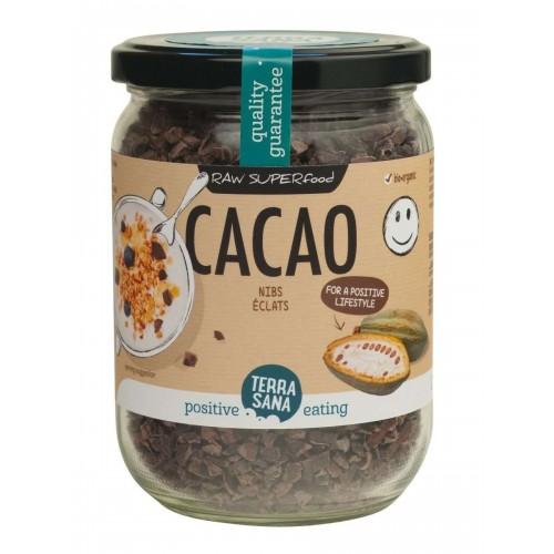 virutas cacao terrasana 230 gr bio