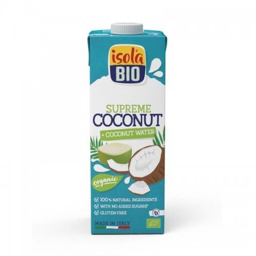 bebida coco supreme isola 1 l bio