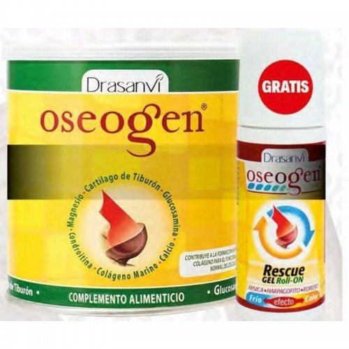 oferta oseogen polvo rescue gel roll on drasanvi