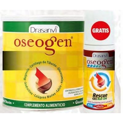 oferta oseogen polvo rescue gel roll on drasanvi