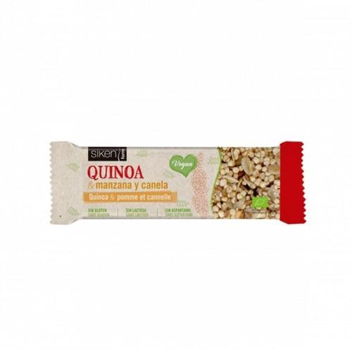 oferta barrita quinoa manzana y canela siken 3x2