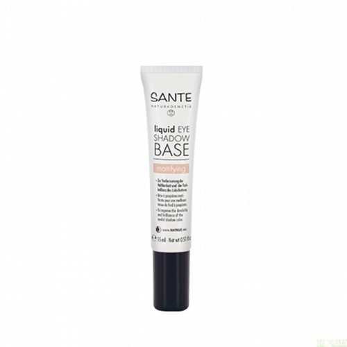base sombra ojos liquida mate sante 15 ml
