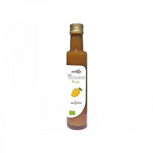 vinagre mango ecolife 250 ml bio