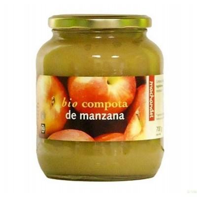 compota manzana machandel 700 gr demeter bio