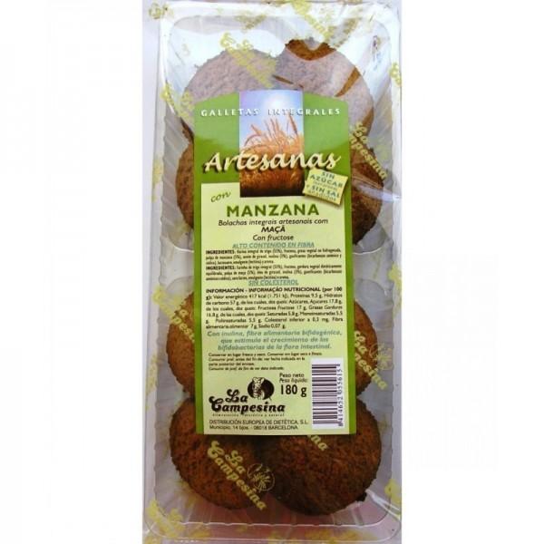 galleta artesana manzana campesina 180 gr