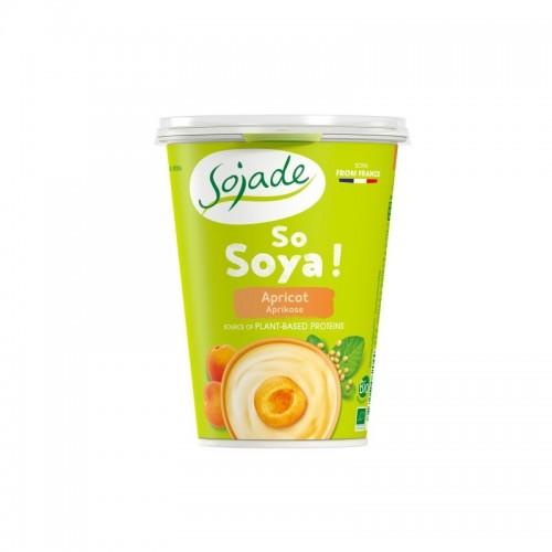 Yogur soja albaricoque...
