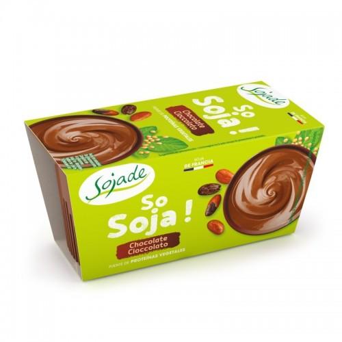Yogur soja chocolate SOJADE...