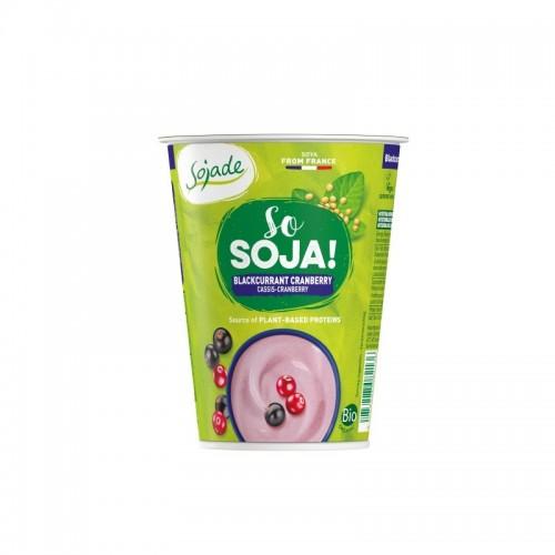 Yogur soja cramberry cassis...