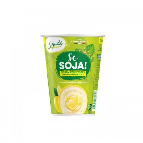 Yogur soja limon SOJADE 400...