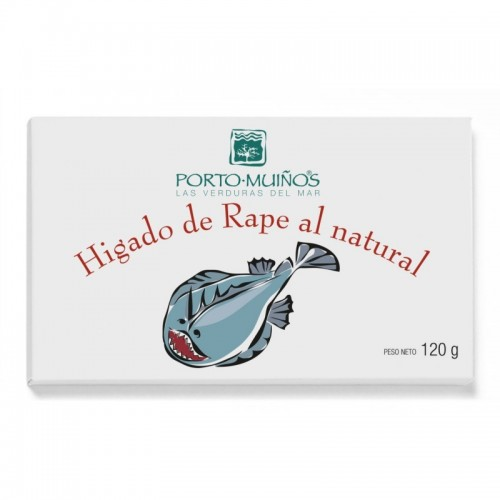 Higado rape PORTO MUIÑOS...