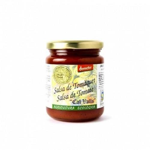Salsa tomate CAL VALLS 270...