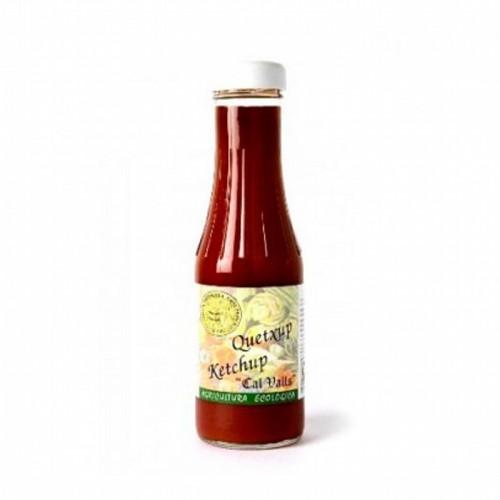 Ketchup CAL VALLS 325 gr BIO