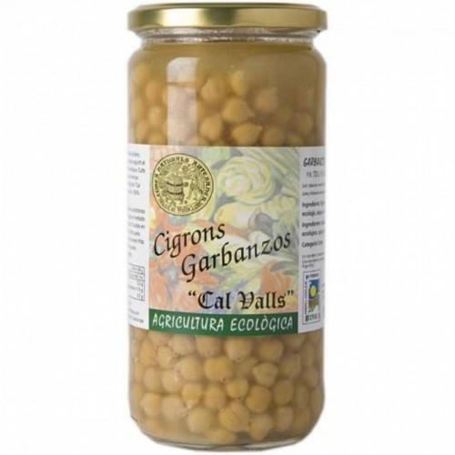 Garbanzos cocidos CAL VALLS...