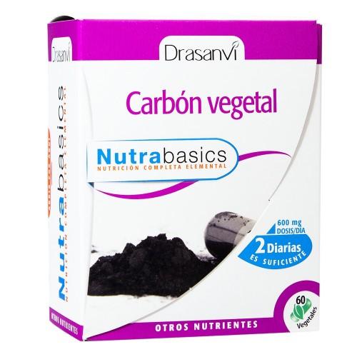 Carbon vegetal nutrabasicos...