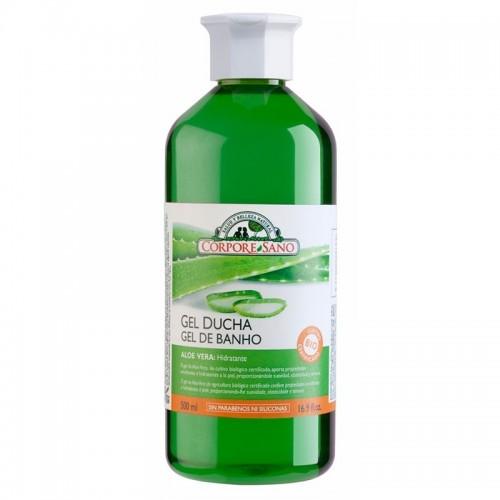 gel ducha aloe vera corpore sano 500 ml