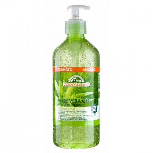 gel aloe vera familiar 999 corpore sano 500 ml bio