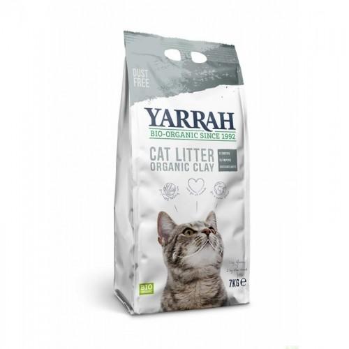 Arena gatos YARRAH 7 kg