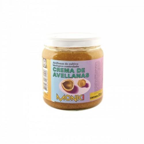 Crema avellana MONKI 330 gr